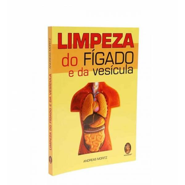 Livro 'Limpeza do Fígado e da Vesícula'