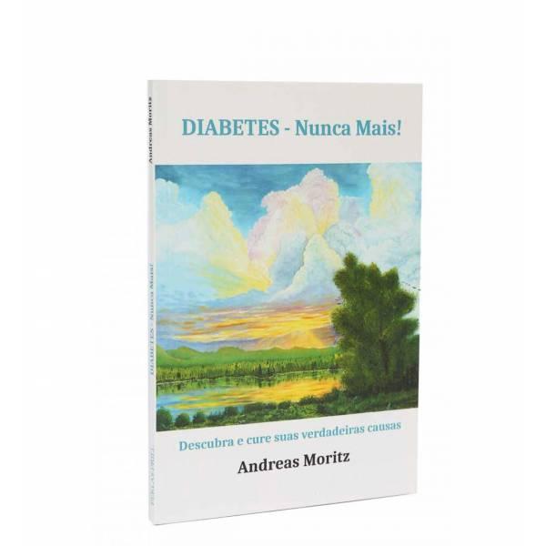 Livro 'Diabetes - Nunca Mais!'