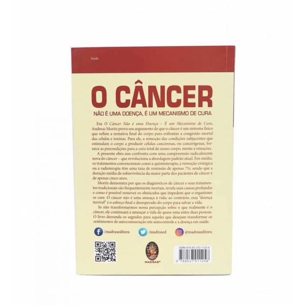 Livro 'O Câncer não é uma Doença, é um Mecanismo de Cura'
