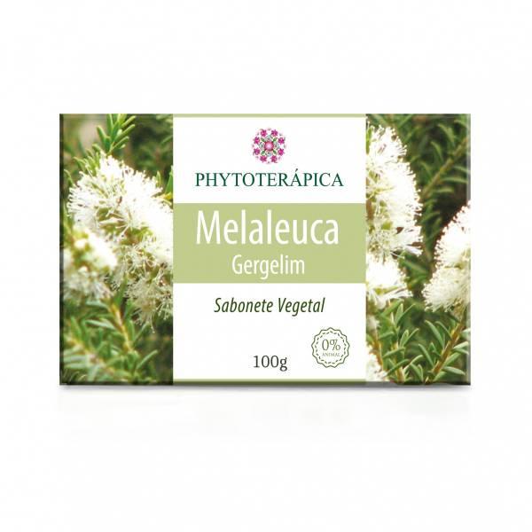 Sabonete Melaleuca e Gergelim - 100g