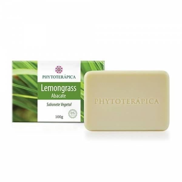 Sabonete Lemongrass e Abacate - 100g