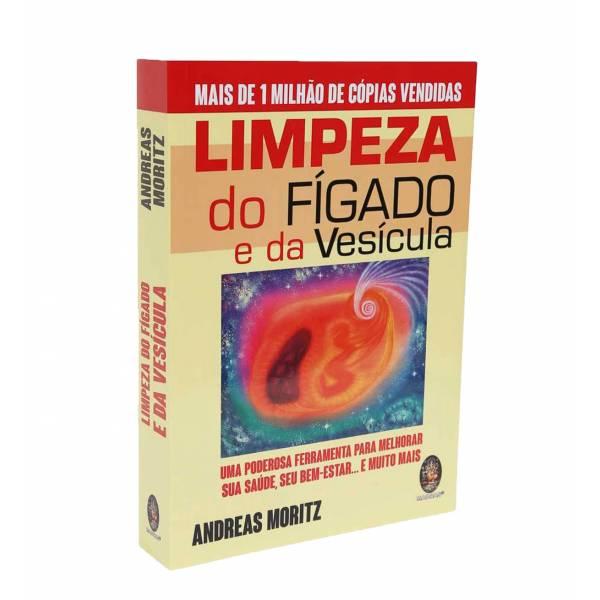 """Livro """"Limpeza do Fígado e da Vesícula - Edição Revista e Ampliada"""""""