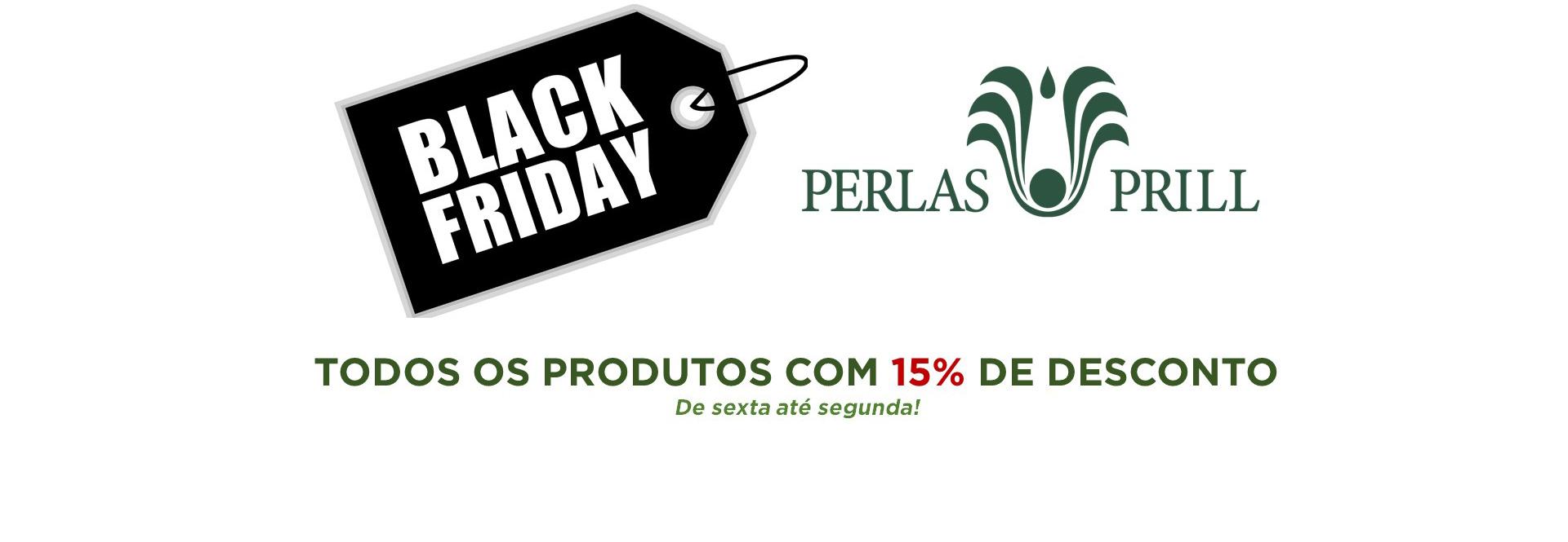 Black Friday - Perlas Prill